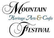 Mountain Heritage Arts and Crafts Festival near Harper's Ferry West Virginia